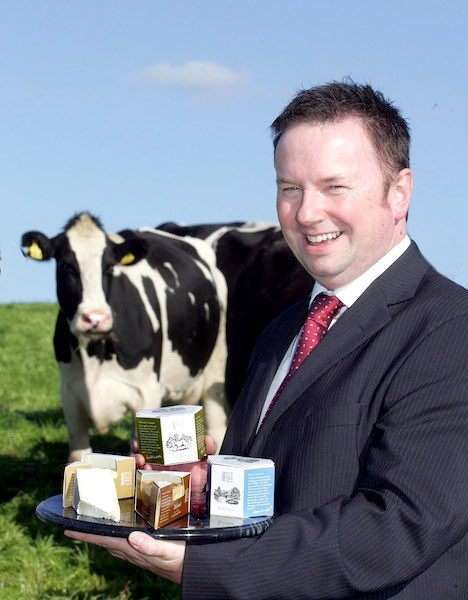 Fivemiletown cheeses get thumbs-up from Red Tractor