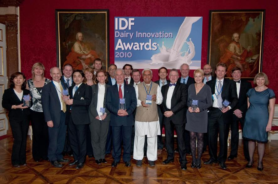 IDF Dairy Innovation Awards finalists and winners announced