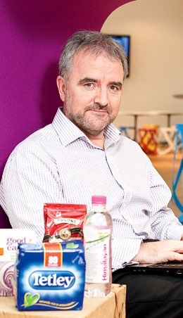 Peter Unsworth, Tata Beverage Group