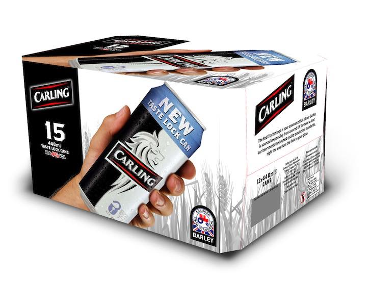 Red Tractor announces Carling's certification