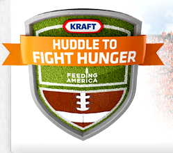 Kraft starts marketing campaign to fight hunger