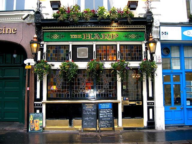 The top 16 pubs in Britain