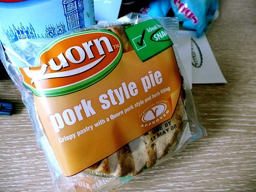 Consumer group warns Australia about Quorn