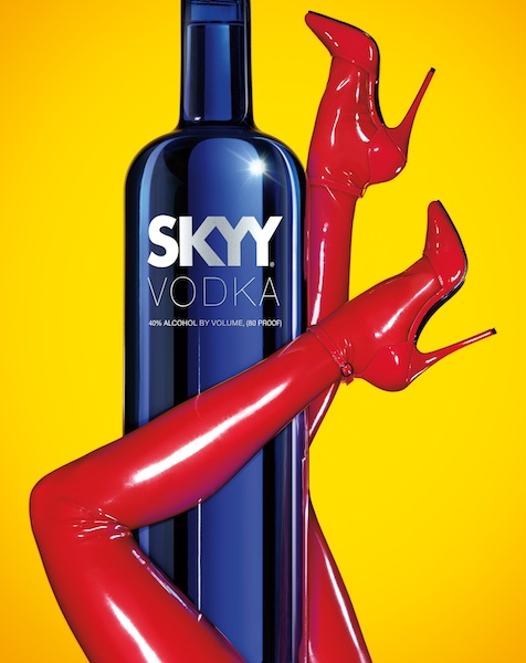 Skyy Spirits unveils its 'sexiest ad campaign'