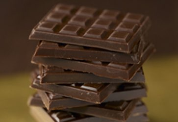 Chocolate sweetens the taste of recession