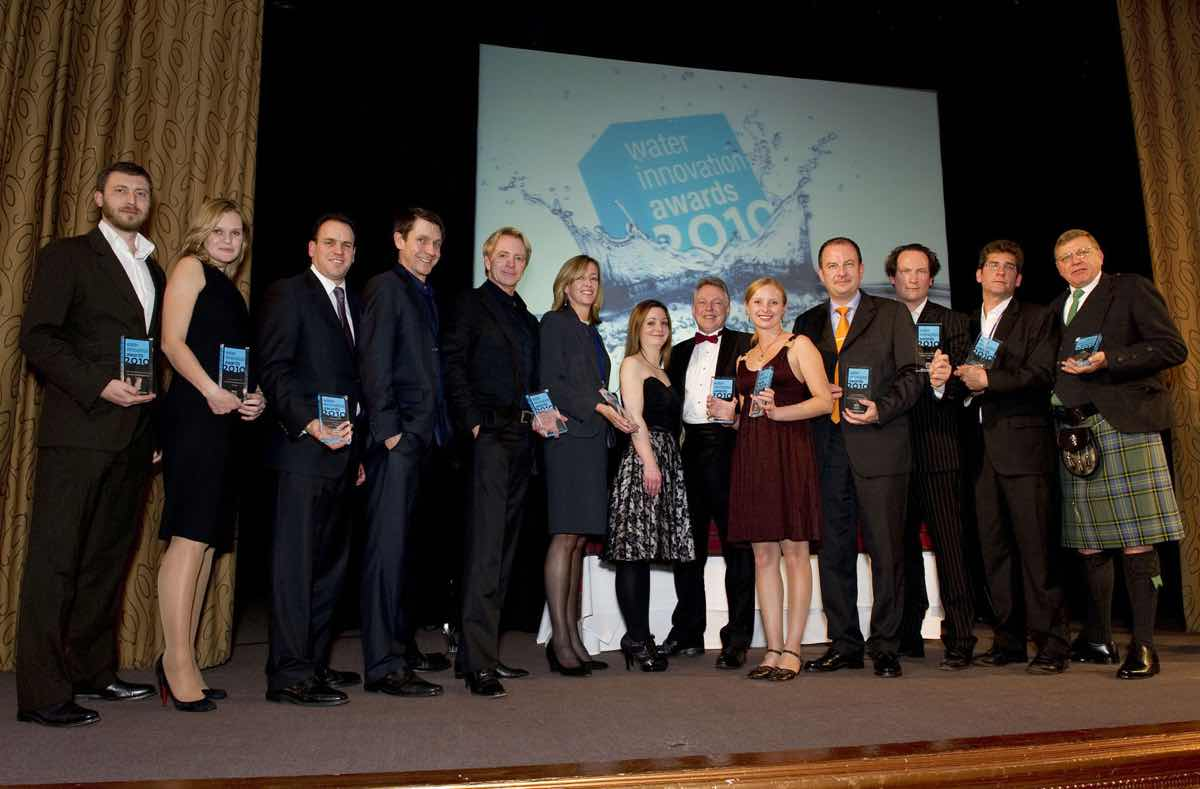 Packaged water industry celebrates success at Gleneagles
