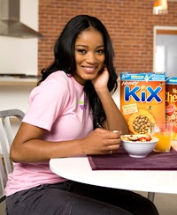 General Mills enlists Keke Palmer for campaign