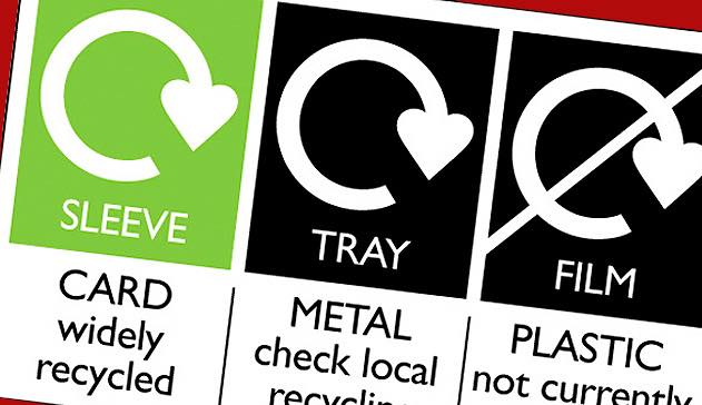 Recycling label scheme reaches 'tipping point'