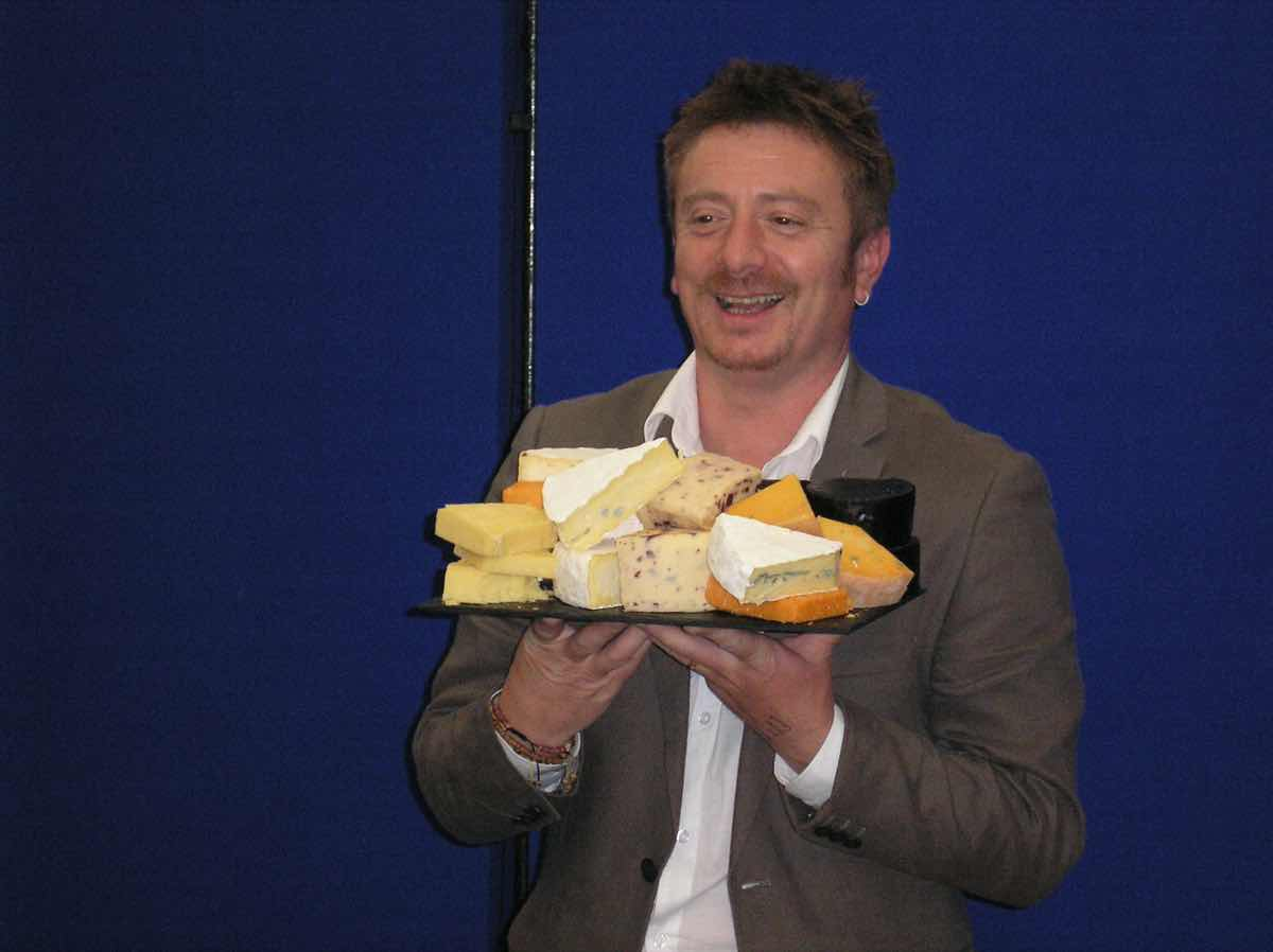 The stars will be out at the International Cheese Awards
