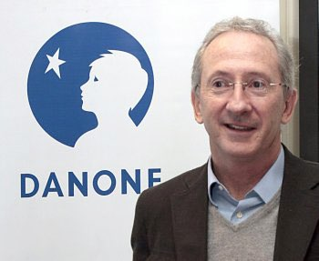 Bottled water leads Danone's fastest sales growth since 2008