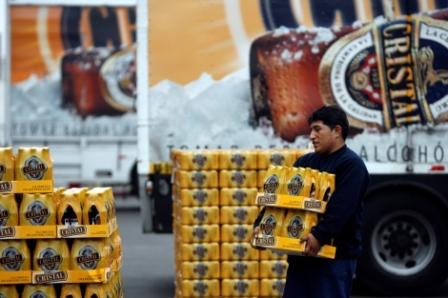 SABMiller reports 5% increase in 2010 group revenue