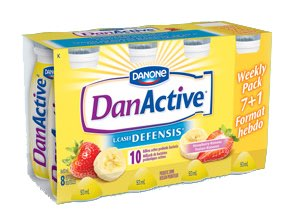 Danone adopts green packaging technology in Canada