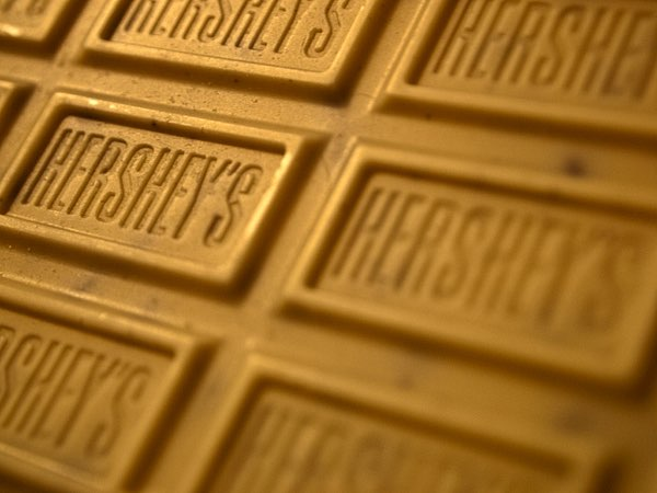 Hershey 'lags behind' in eliminating abuses in its chocolate