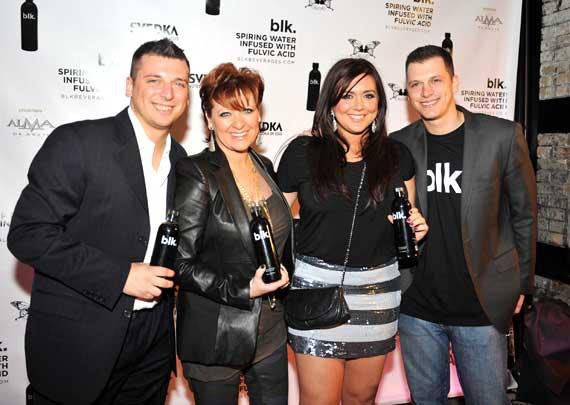Interview with blk Beverages co-founder Albie Manzo