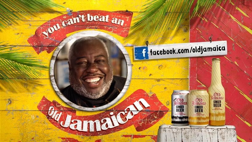 Old Jamaican launches new marketing campaign