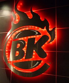 Coke trial affects Burger King's colour safety listing