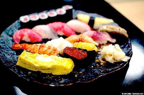 Japanese food is third favourite for travellers, says survey