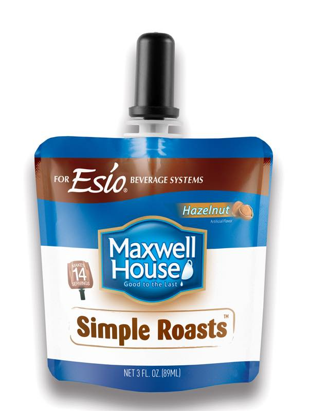 Esio Hot Cold Beverage System To Offer Maxwell House