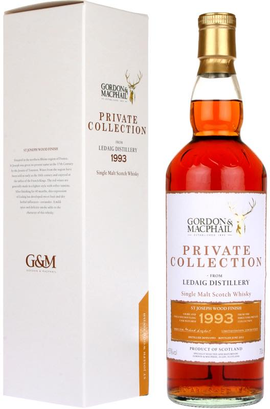 Gordon & MacPhail adds to its Private Collection range of malt whisky