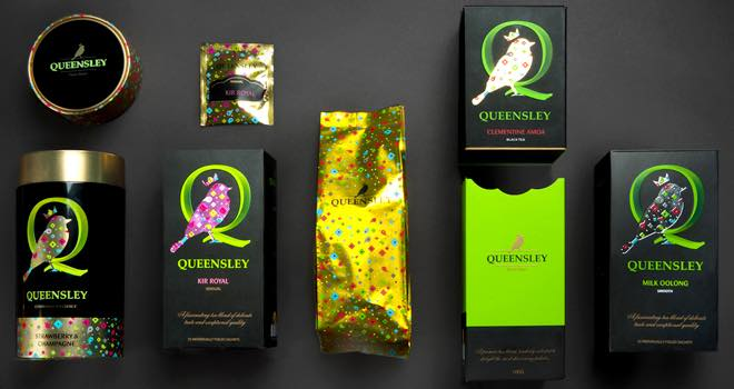 Depot WPF creates Queensley Tea for Riston