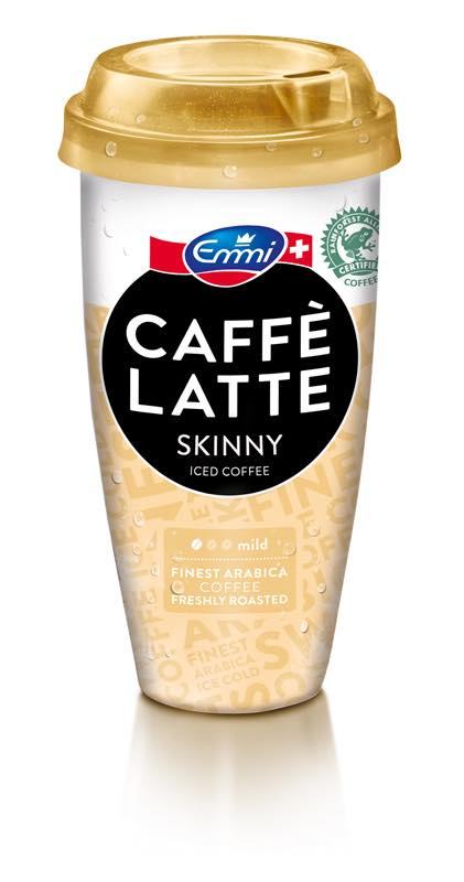 how to make iced caffe latte