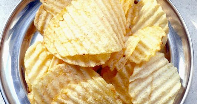 Which nation eats the most crisps?