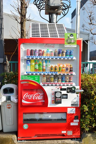 Tech innovation holds key to vending market success, says report