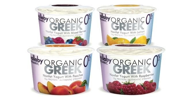 Wallaby adds no-fat yogurt to organic line-up