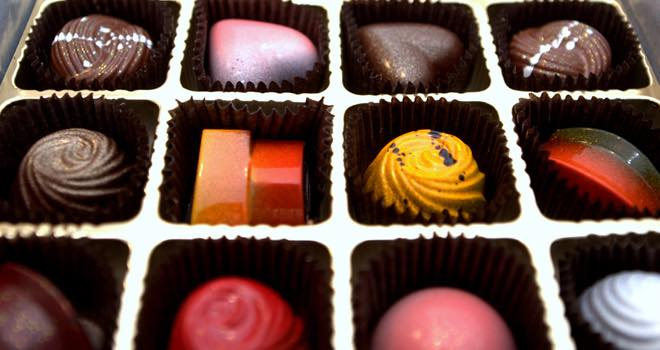 Chocolate leads the way in total confectionery sales, says report