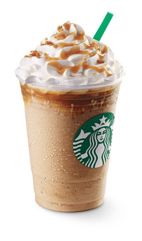 Starbucks Caramel Ribbon Crunch Frappuccino Foodbev Media