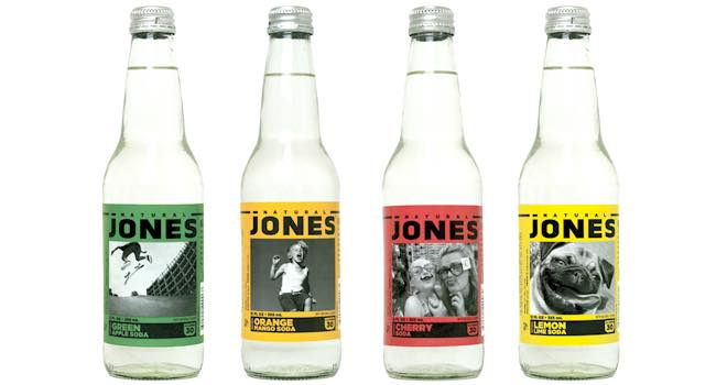 Jones Soda launches Natural Jones Soda