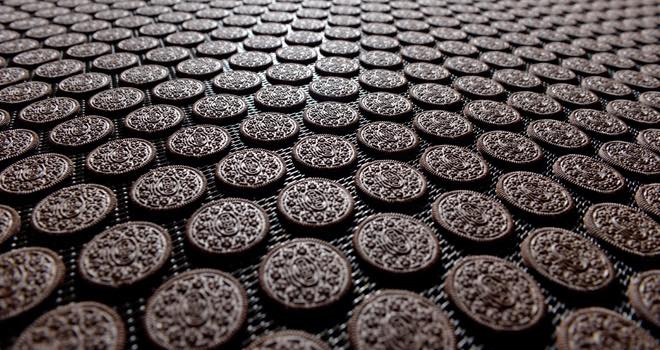 Oreo cookies to be made in the UK for the first time