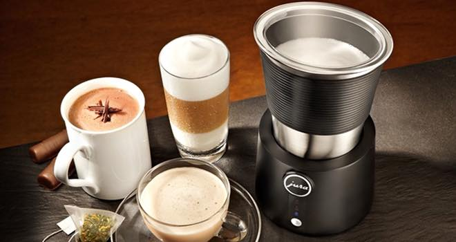 Jura Automatic Milk Frother