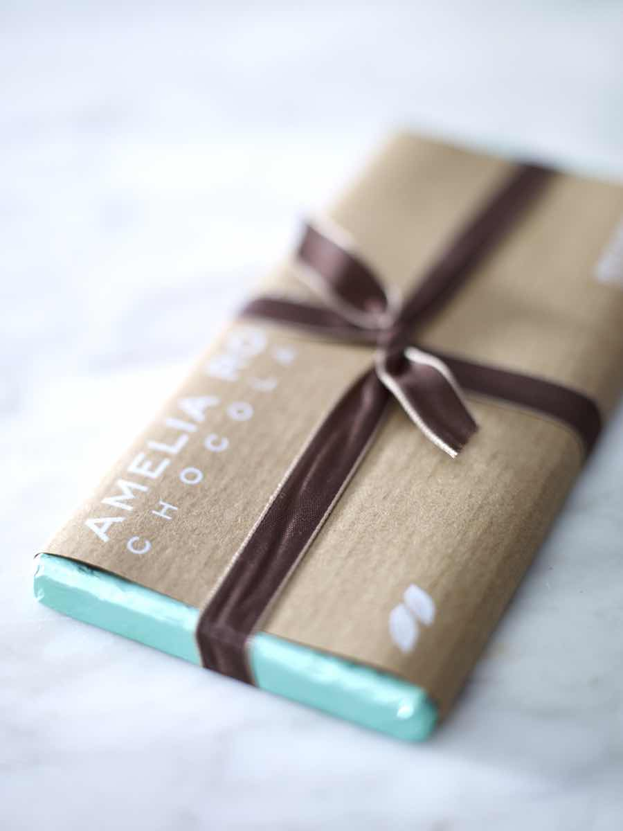 Amelia Rope Chocolate launches White Collection
