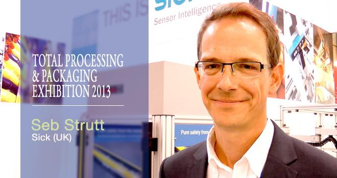 Sebastian Strutt and the history and technology of Sick sensor solutions