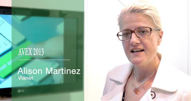 Alison Martinez of Vianet on the latest technologies in vending management