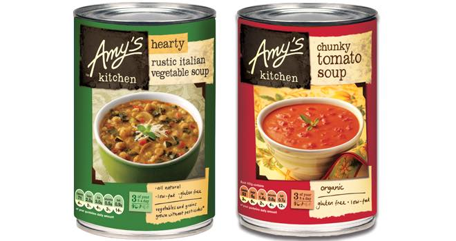 Astonishing Amys Kitchen Extends Asda Listing With Six Free From Soups Interior Design Ideas Inamawefileorg