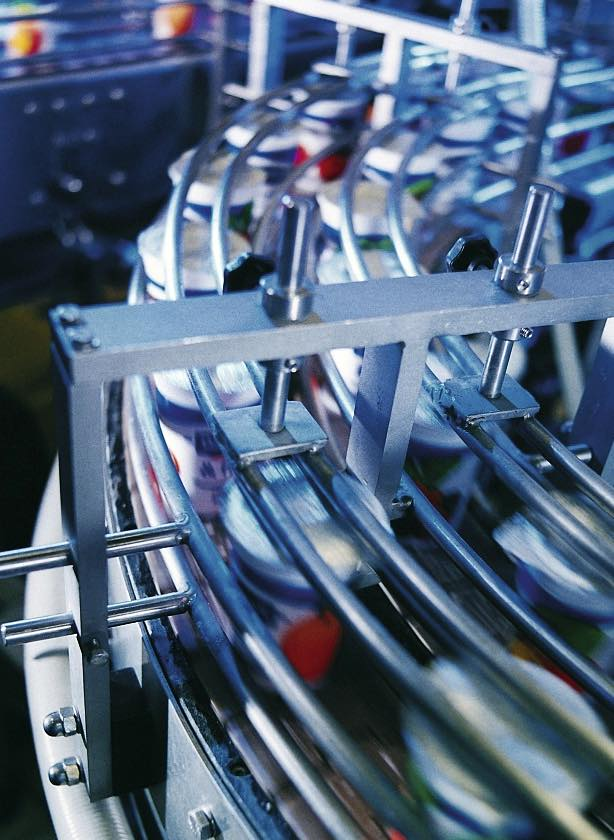 Trends and developments in the automation of dairy process plants