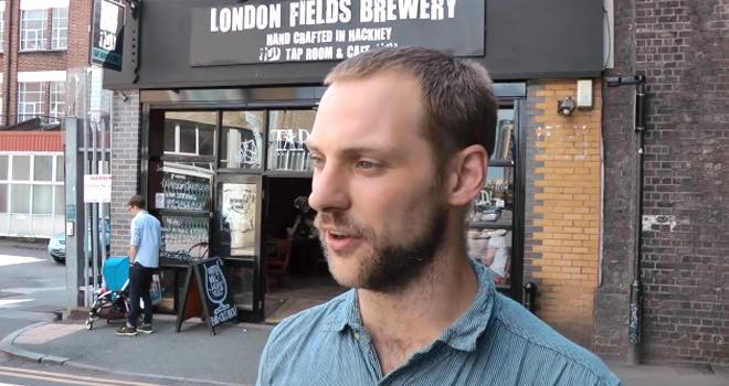 Chris Snelson on the British Craft Beer Challenge 2013