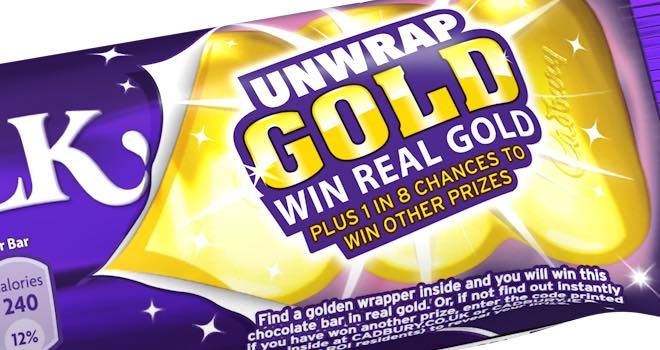 promotion of cadbury Cadbury's has announced a promotion in which it has created a limited number of white chocolate creme eggs, with prizes of at least £100 for each one discovered.