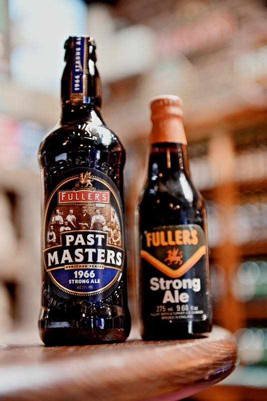 Past Masters 1966 Strong Ale by Fuller's
