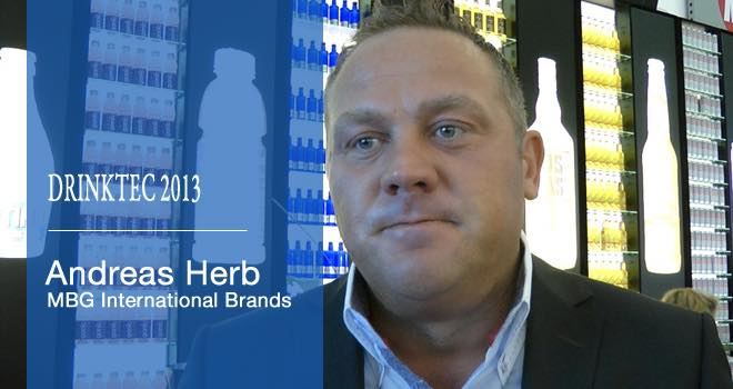 Andreas Herb on the partnership between MBG and Feel Good Drinks