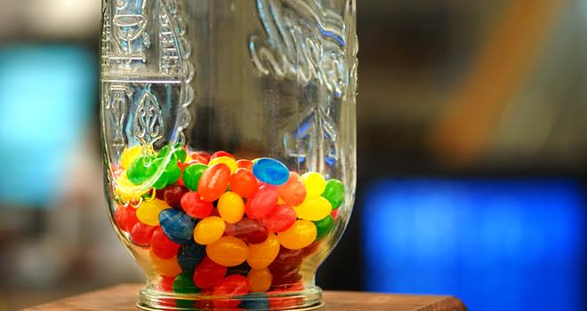 Tesco leads the way in online confectionery sales, but it's still low