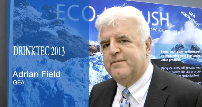 Adrian Field on GEA's Eco-Icepush innovation