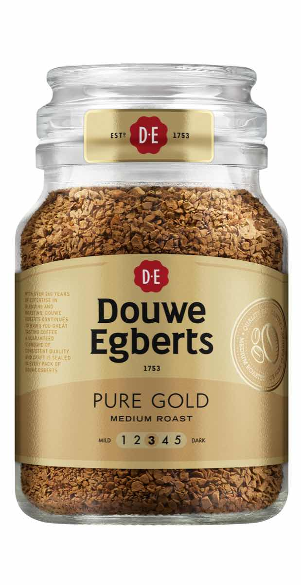 Douwe Egberts New Look Marks 260th Anniversary Foodbev Media