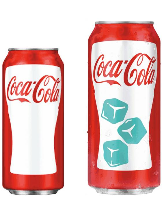 Coca-Cola unveils Chill Activated Can and Sixer