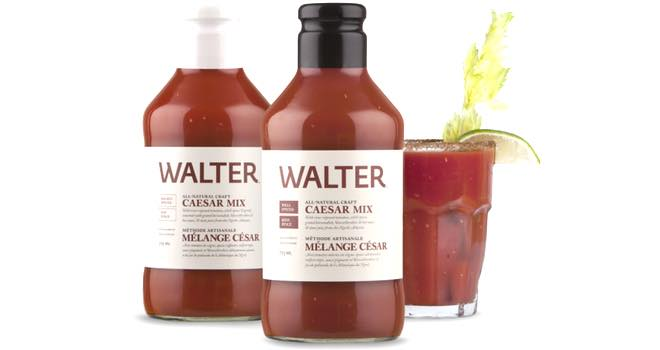Brutus Beverages' Walter Craft Caesar Mix