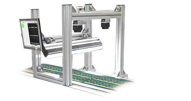 PanelScan traceability and inspection system from Microscan
