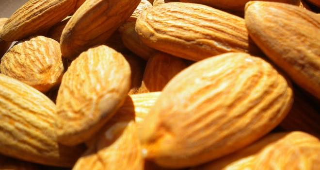Almonds aid weight loss, says Almond Board of California