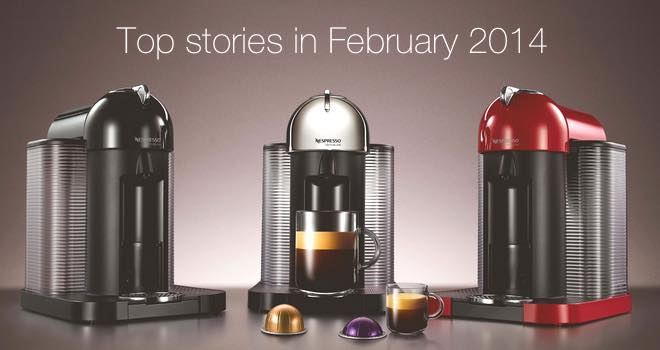 Top 10 stories on FoodBev.com, February 2014